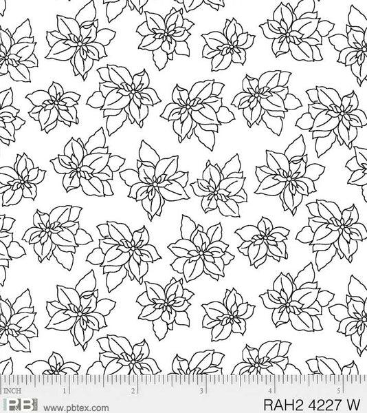 Ramblings Holiday 4227 Poinsettia
