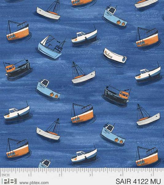 SAIR 4122 MU boats