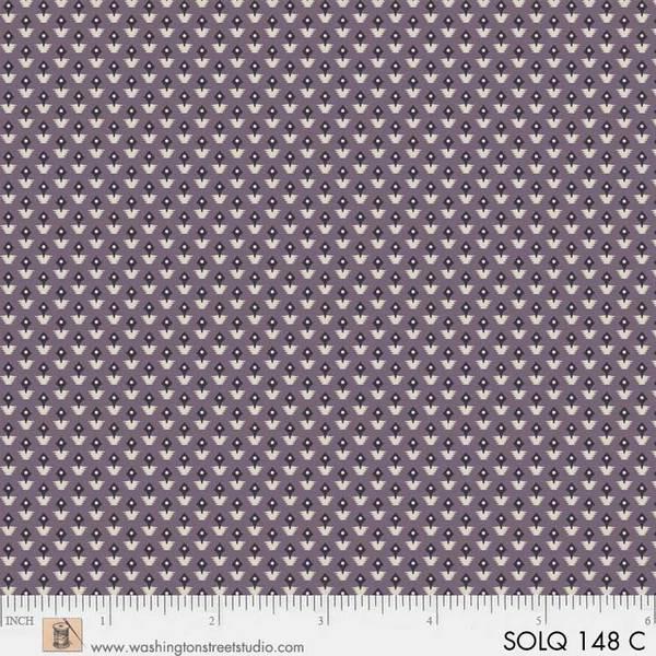 P&B Textiles SOLQ 148 C Purple