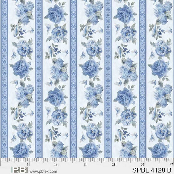 Spring Blue 4128 B