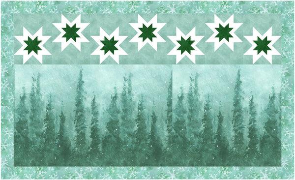 Santa's Siberian Wall Hangings - FREE Pattern Download