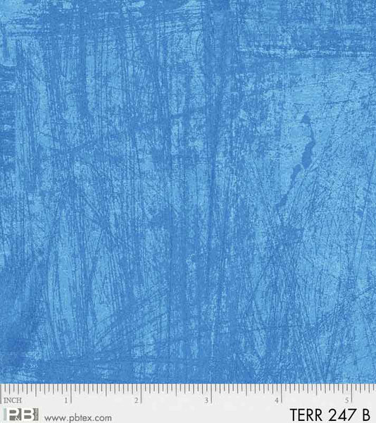 Terra Texture Med Blue 247 BB