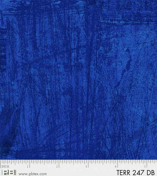 Terra Texture - Md Blue 247 DB