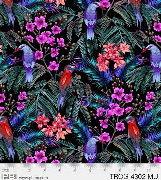 Tropic Gardens  #4302 MU