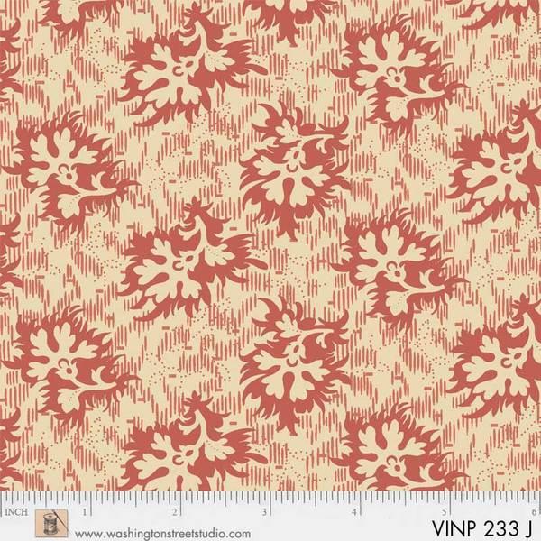 Washington Stree VINP 233 J Red