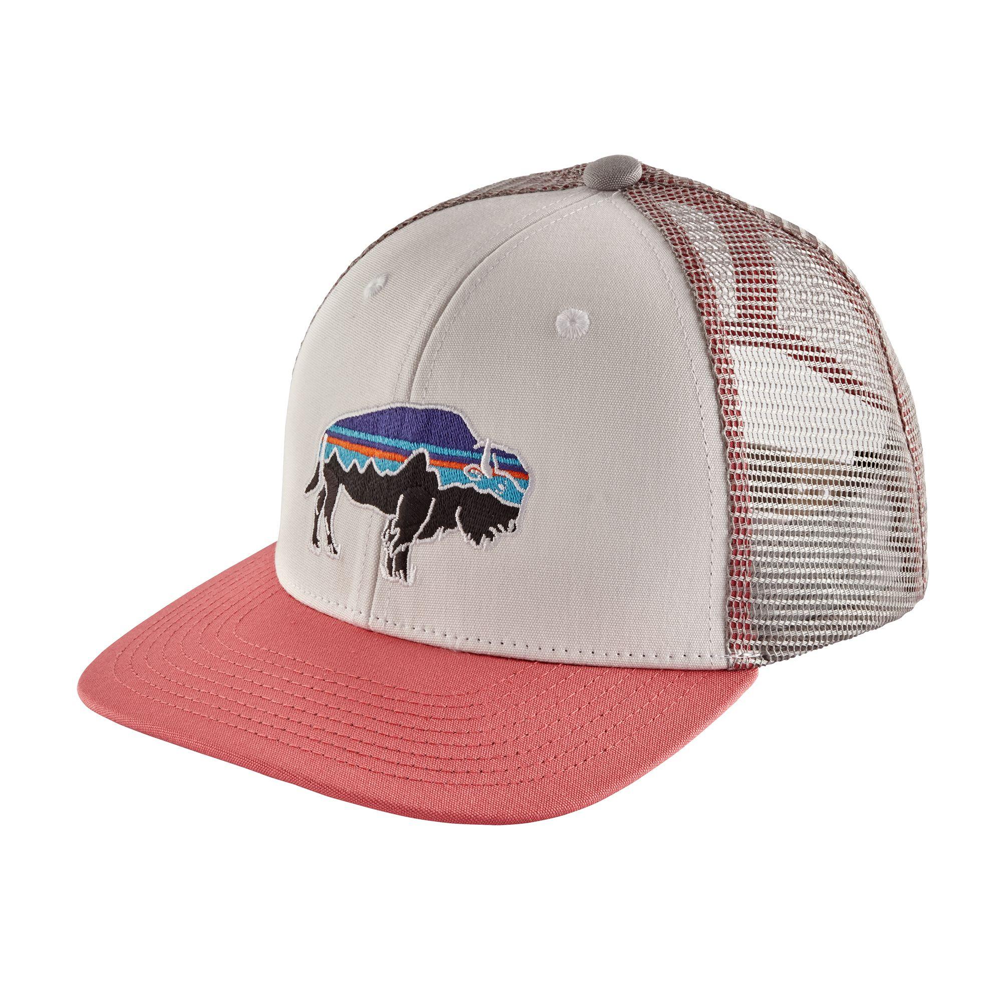 Patagonia K's Fitz Roy Bison Trucker Hat