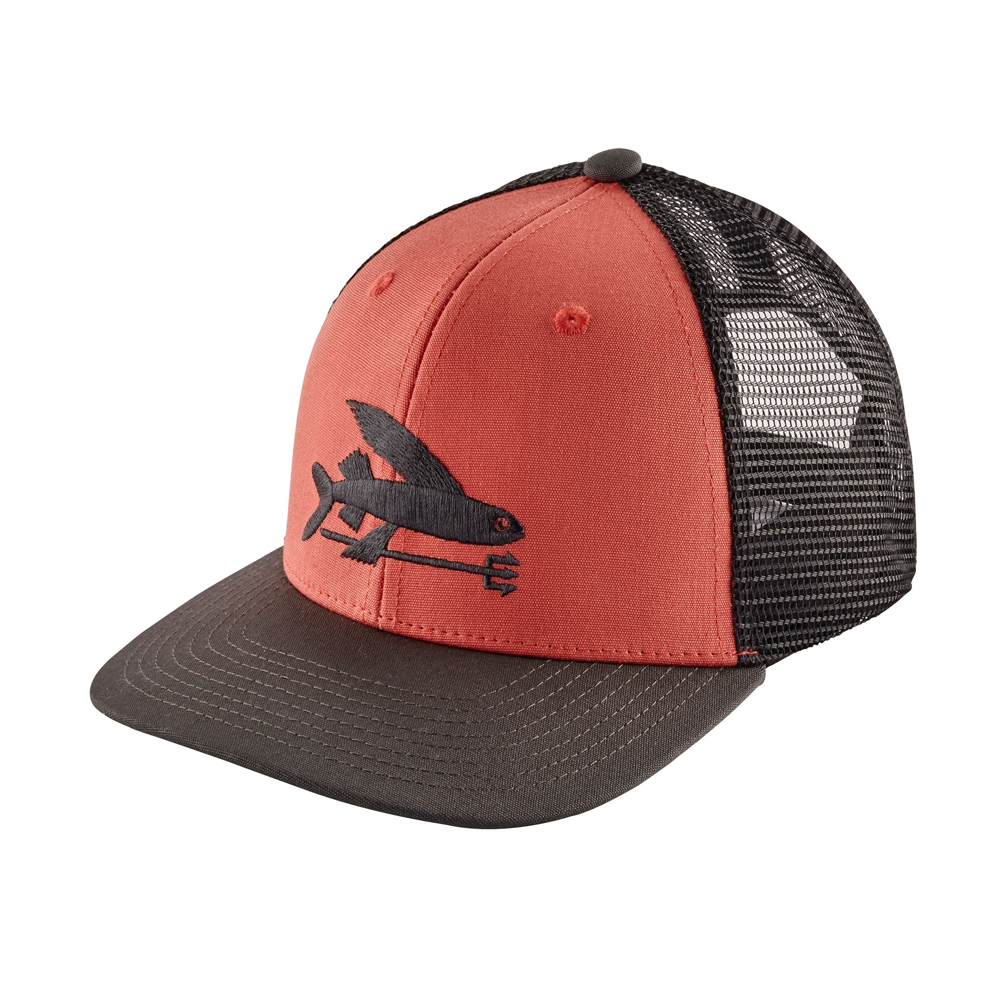 Patagonia K's Flying Fish Trucker Hat