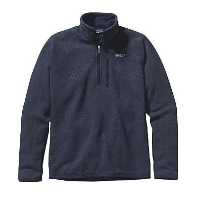 Men's Better Sweater 1/4 Zip CNY
