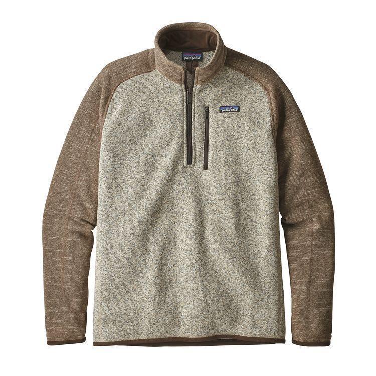 Patagonia - M's Better Sweater 1/4 Zip
