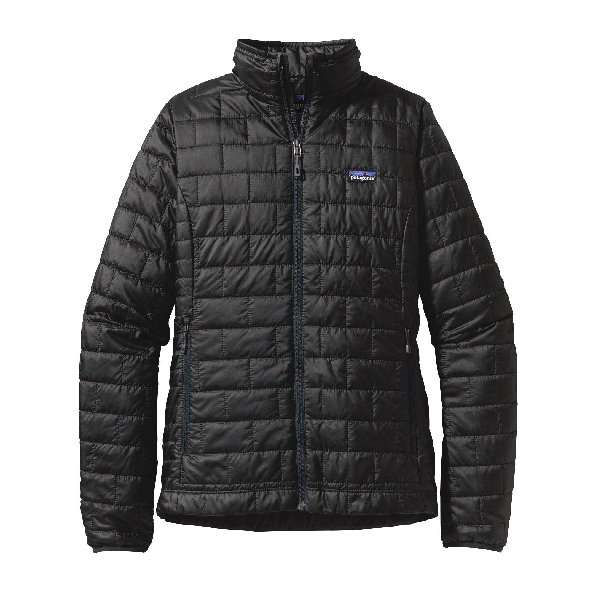 Women's Nano Puff Jacket Black