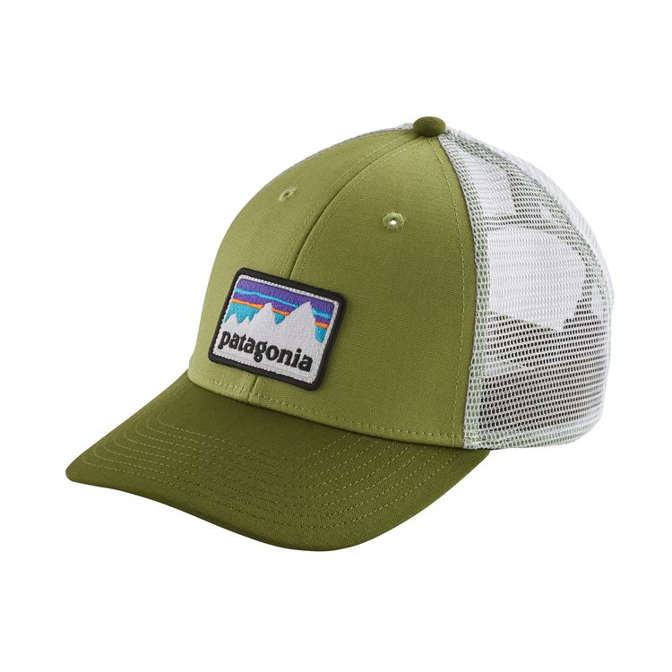 Patagonia Shop Sticker Patc Lopro Trucker Hat