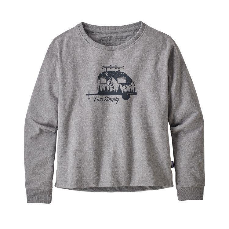 Patagonia W's Live Simply Uprisal Crew Sweatshirt
