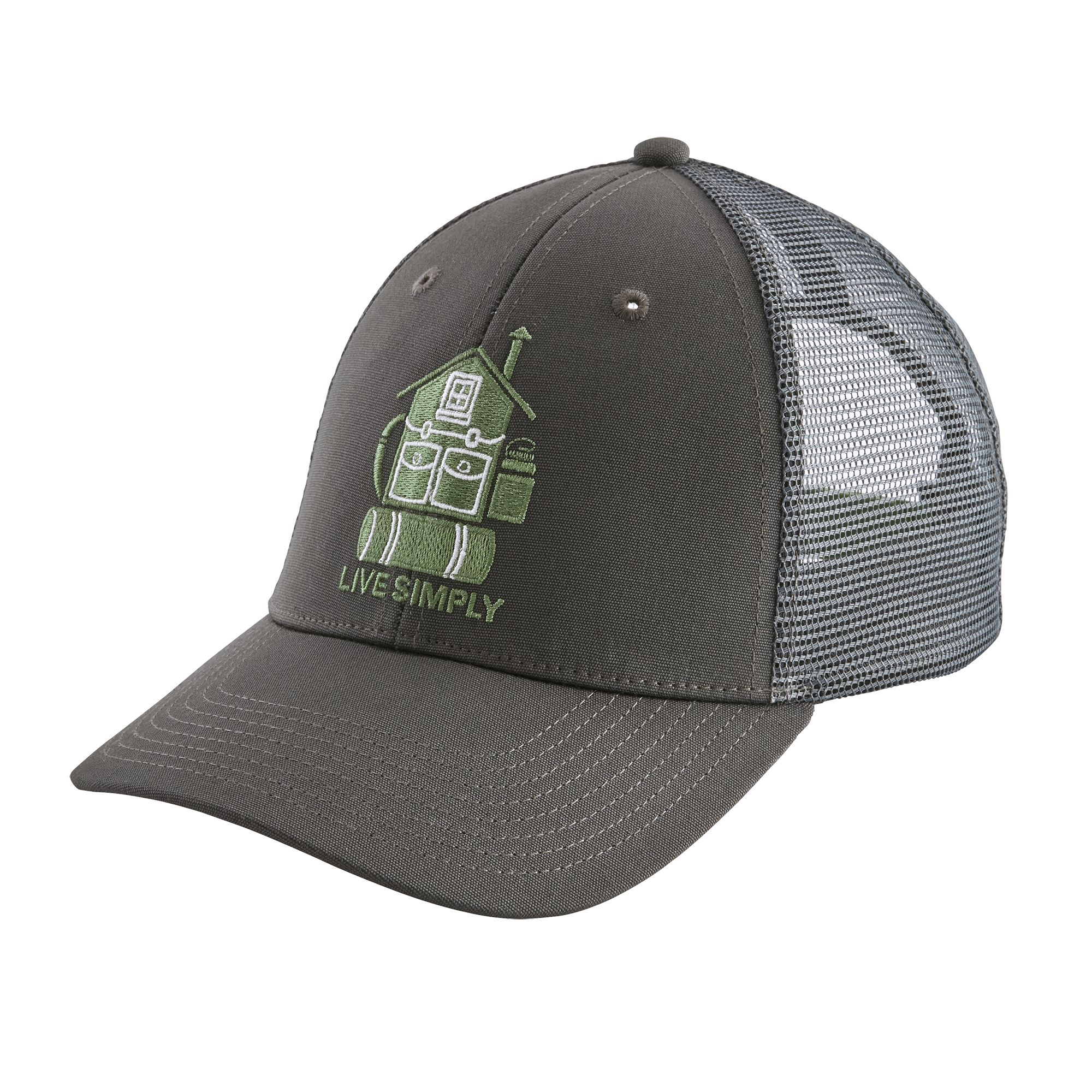 Patagonia Live Simply Home Trucker Hat
