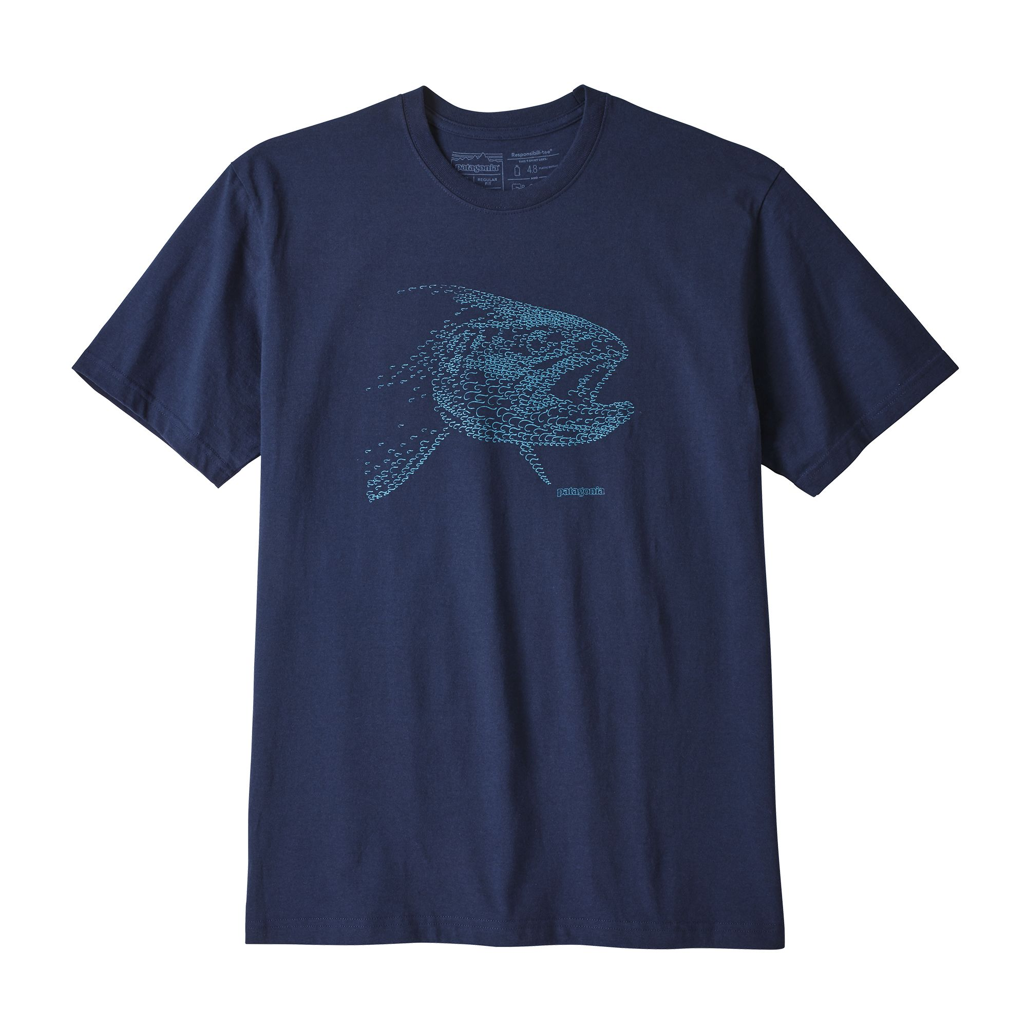 Patagonia - M's Hooked Head Responsibility Tee