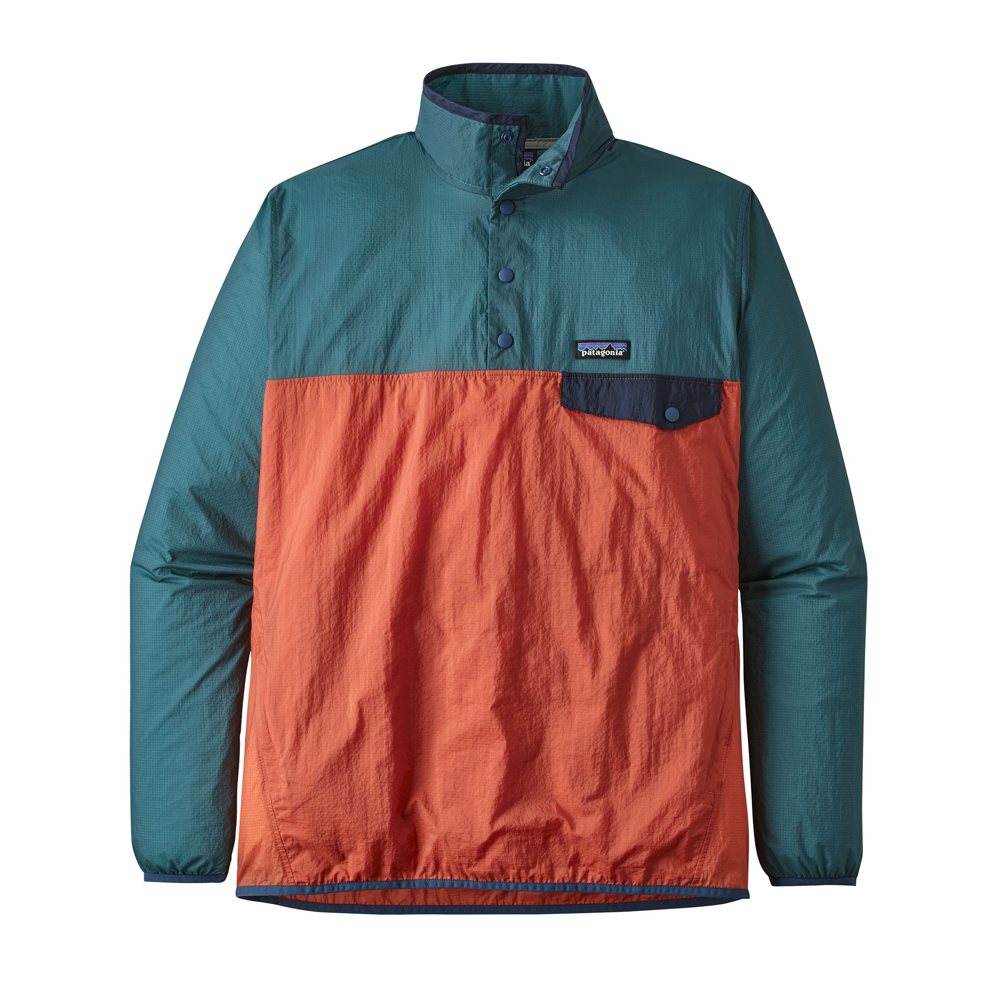 Patagonia M's Houdini Snap-T P/O