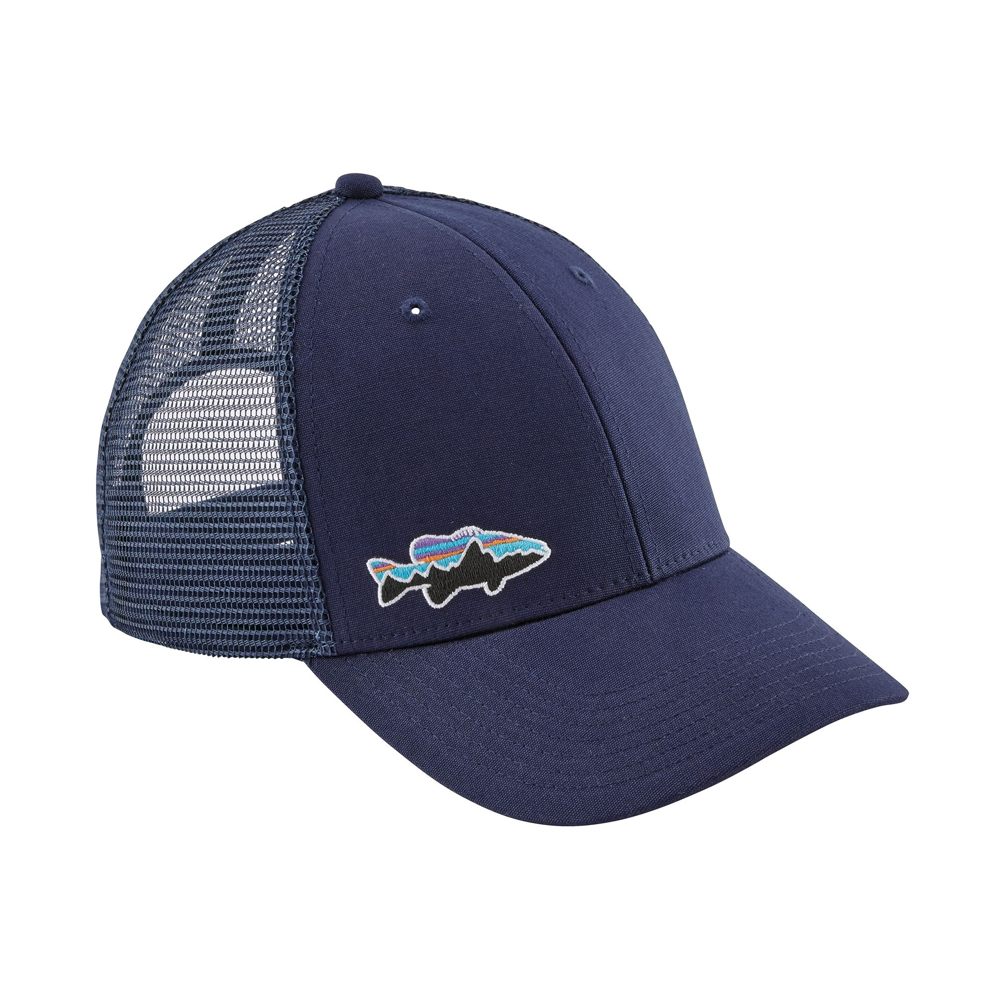 Patagonia-Small Fitz Roy Smallmouth LoPro Trucker Hat