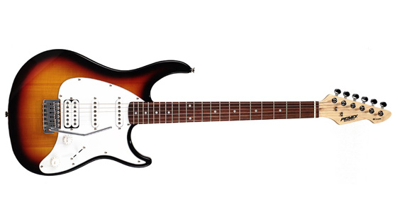 Peavey Raptor Plus Sunburst