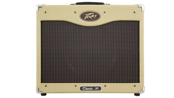 Peavey Classic 30/112 Tweed guitar amplifier combo
