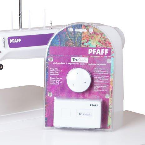 PFAFF TruStitch
