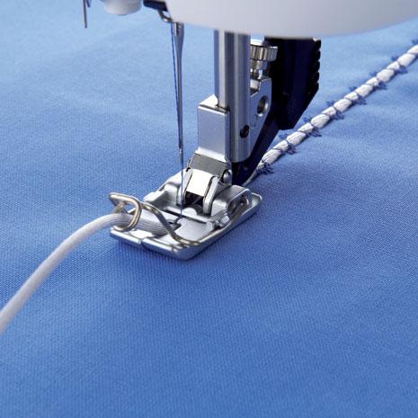 Couching/Braiding Foot Presser Foot w/IDT
