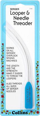 Serger Looper & Needle Threader