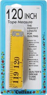 Tape Measure 120 Inch