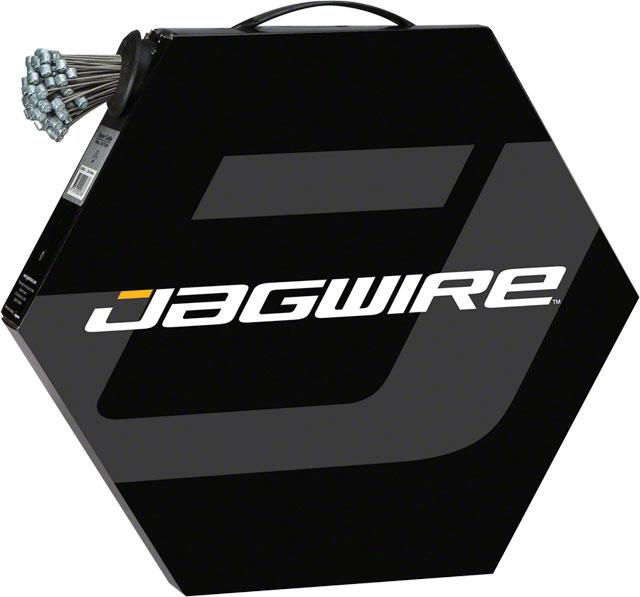 Jagwire Mountain Brake Cables, Box/100 Slick Stainless 1.5x1700
