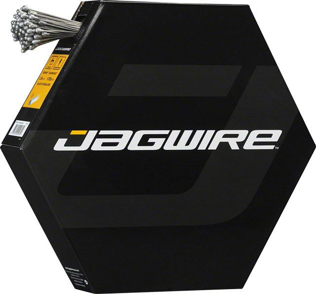Jagwire Road Brake Cables, -  Slick Stainless 1.5x1700