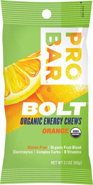ProBar Bolt Chews: Orange