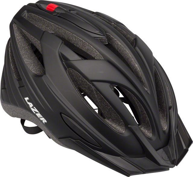 Lazer Vandal Helmet: Matte Black XL