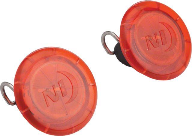 Nite Ize See'Em LED Spoke Light: Red~ 2-Pack