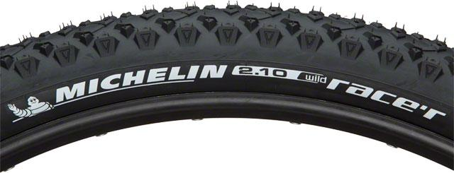 Michelin Wild Race'r Tire, 29x 2.25 Black