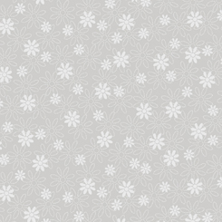 Quilting Illusions STENCIL FLORAL GRAY