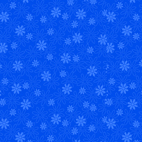 Illusions - Colours Stencil Floral - Royal Blue