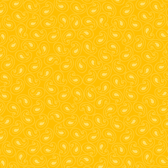 Illusions Colours PAISLEY YELLOW