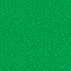 Illusions Colours DOTS GREEN 21521G