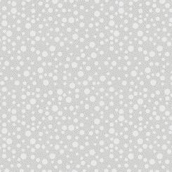 Quilting Illusions Dots Gray Fat Quarter