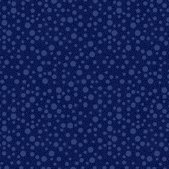*Illusions Colours DOTS NAVY