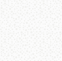 21521 Z Quilting Illusions DOTS WHITE