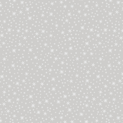 Quilting Illusions STARS GRAY