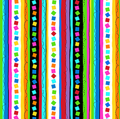 PROJECT LINUS CONFETTI STRIPE