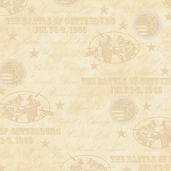Gettysburg 1649-22760-E by Quilting Treasures