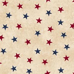 Gettysburg - Stars<br>Tan - 22762-E
