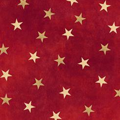 Gettysburg STARS COLONNIAL RED