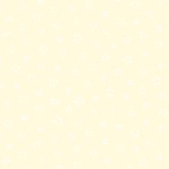 Quilting Illusions STARS WHITE/ECRU