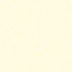 Quilting Illusions SCRIBBLE WHITE/ECRU