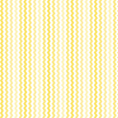 SORBETS 1649 23689 S YELLOW RICK RACK STRIPES QUILTING TREASURES