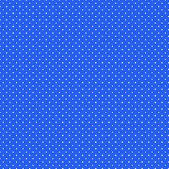 :Q T Fabrics Sorbet Essentials MINI DOT ROYAL 1649 - 23692 - Y