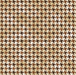 Nature's Glory Houndstooth