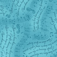 Amazing Grace LYRICS & MUSIC TEAL